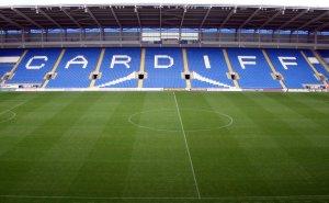 Ninian Stand, Cardiff City Stadion. Bilde: Jon Candy